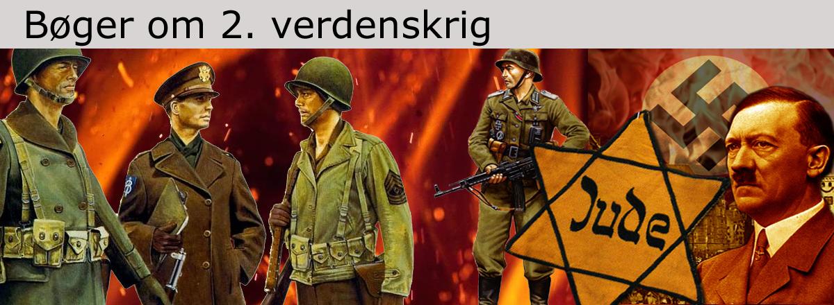 Bøger om 2. verdenskrig