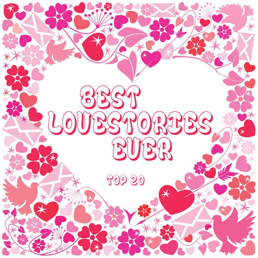 Top 20 - Best Lovestories Ever