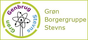 Grøn Genbrug Stevns logo