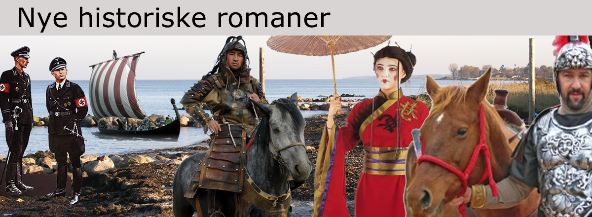 nye historiske romaner