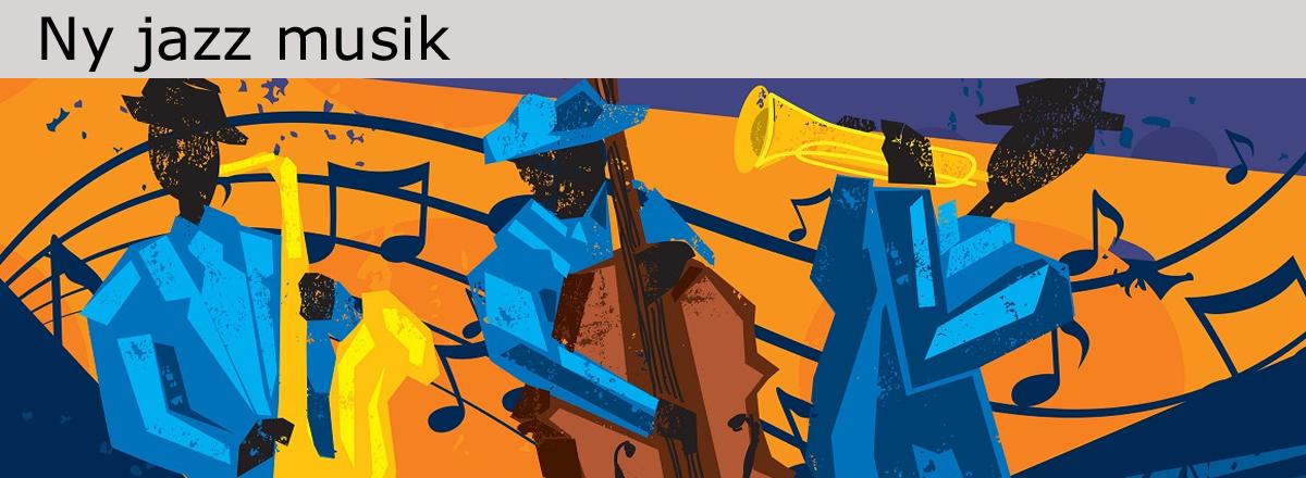 Ny jazz musik
