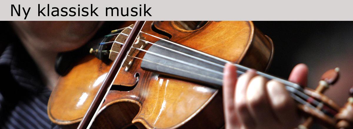 Ny klassisk musik
