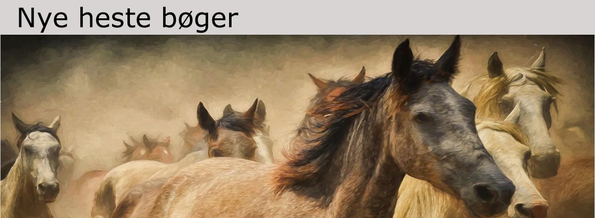 Nye heste bøger