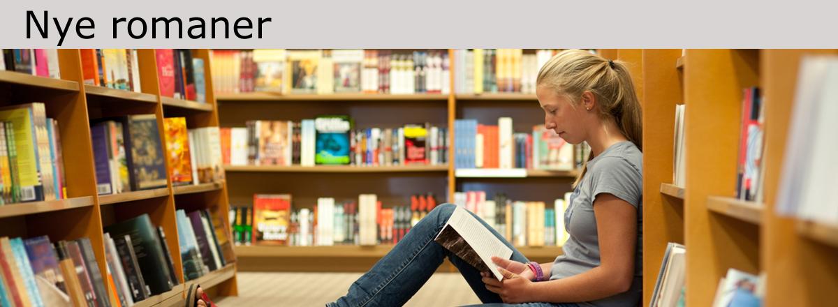 Nye romaner for unge