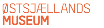 Østsjællands Museums logo, linker til deres side
