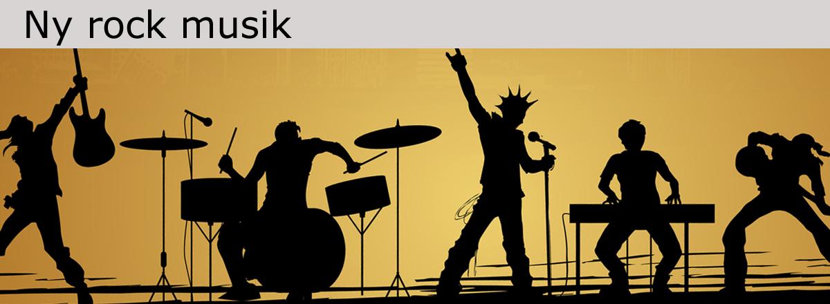 Ny rock musik