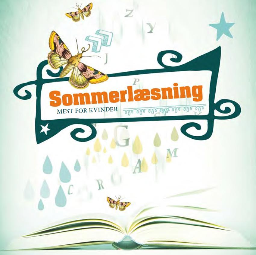Sommerlæsning for kvinder - klik for folder