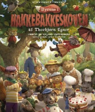 Rasmus A. Sivertsen, Karsten Fullu: Dyrene i Hakkebakkeskoven