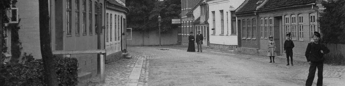 Nørregade ca. 1900-1920
