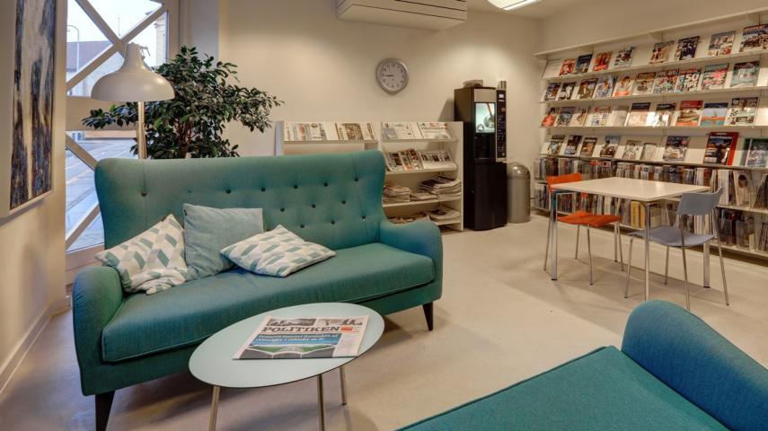 Store Heddinge Bibliotek