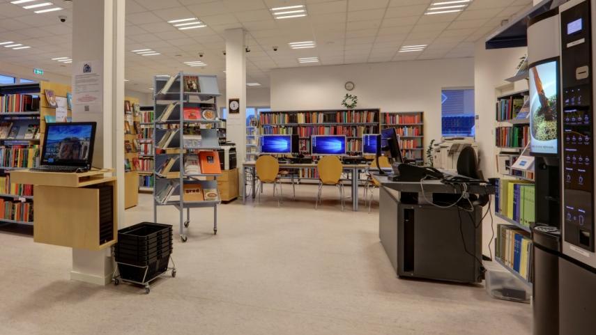 Strøby Egede Bibliotek