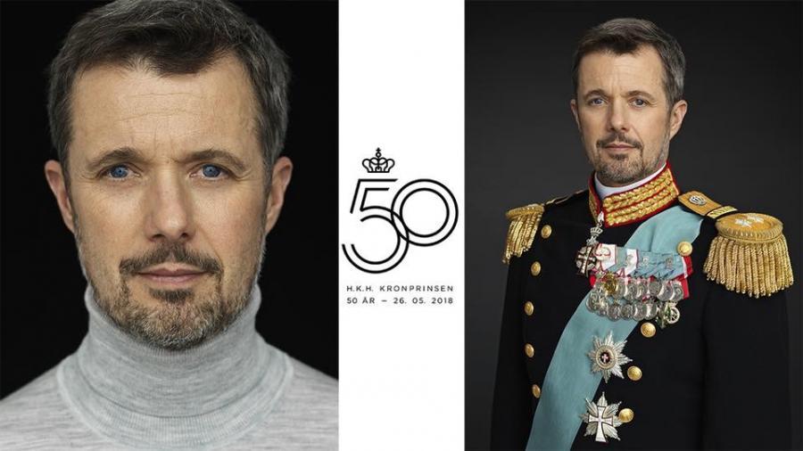 Kronprinsen 50 år