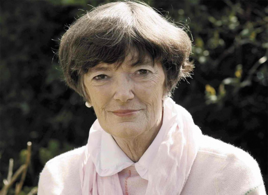 Jane Aamund 1936-2019 - billede fra Litteratursiden